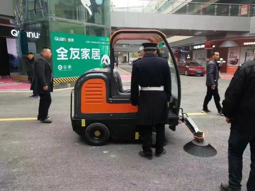 扫地机现场案例